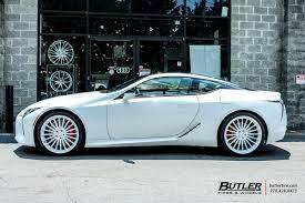 lexus spyder wheels for sale lexus lc500 with 22in tsw turbina wheels butler tire luxury u0026 hi