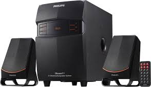 Philips Home Appliances Dealers In Bangalore Philips 2 1 Speakers Mms2550f With Remote Review Philips 2 1