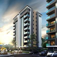 Best Residential Apartment House Images On Pinterest - Apartment building design