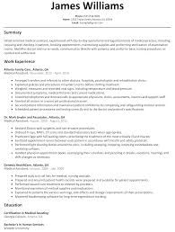 www resume examples medical assistant resume sample resumelift com