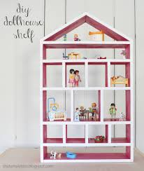 Free Woodworking Plans Wall Shelf by Ana White Dollhouse Wall Shelf Diy Projects