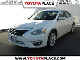 nissan altima 2015 cc pre owned 2015 nissan altima 4dr car in garden grove zp288028