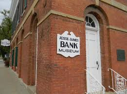 The Jesse James Bank Museum - Picture of Liberty, Missouri ... - the-jesse-james-bank