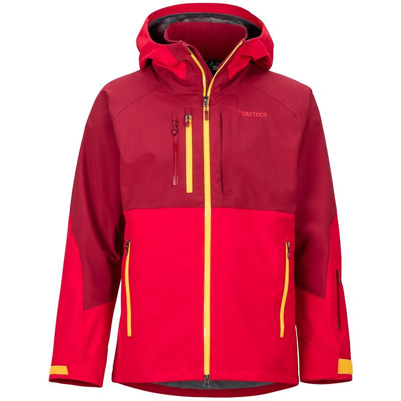 Marmot BL Pro Jacket Team Red/Brick Small 74270-6282-S