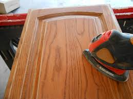 Oak Kitchen Cabinets Refinishing How To Paint Kitchen Cabinets Hirerush Blog