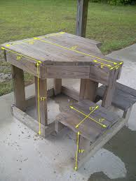 Basic Wood Bench Plans by Woodworking Projects For Beginners Shooting Bench Plans