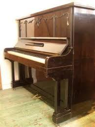 Gebrauchtes Klavier der Marke Fritz OHM, GEBRAUCHTE KLAVIERE Raum ... - 1244484611-bild