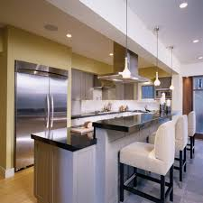 lovely counter height kitchen designing tips with wine racks eat