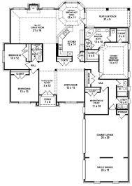 4 bedroom 3 bath house plans home planning ideas 2017