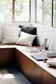 best 25 window bench seats ideas on pinterest bay window seats one of the highlights of our week in la has been visiting the apartment by the modern window seatwindow