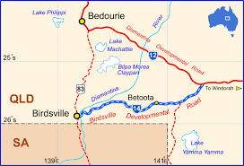Birdsville Developmental Road