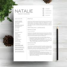 Imagerackus Pleasant Ideas About Resume Design On Pinterest Resume Cv Template With Remarkable Professional Resume Template