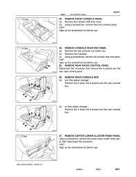 lexus lx470 uk diy ipod integration install 2002 lexus lx 470 w factory nav