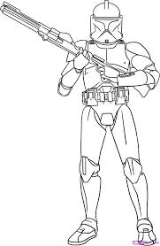 coloring pages of star wars 7158