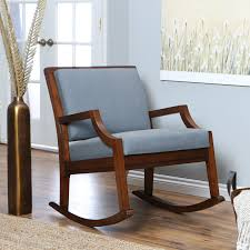 Antique Rocking Chair Prices Furniture Beautiful Upholstered Rocking Chair For Home Furniture