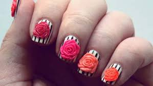 nail art simple designs videos how to nail designs