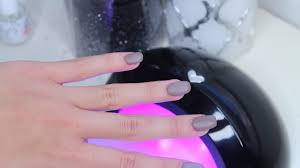 how to matte nails with shellac colors youtube