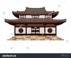 traditional chinese house stock vector 274418951 shutterstock