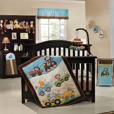 baby nursery decor lively animal picture blanket painting themes