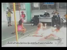 Vídeo de crianças dancando funk gera polêmica | Folha Vitória