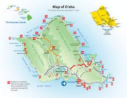 Map Of Waikiki Driving And Discovering Hawaii Oahu Honolulu And Waikiki