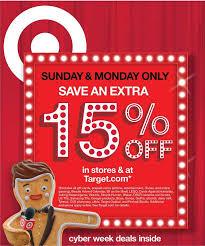 target coupons codes black friday 2017 target cyber monday deals u0026 sales 2015