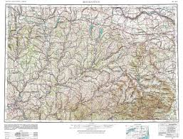 China Topographic Map by New York Topo Maps Topographic Maps 1 250 000