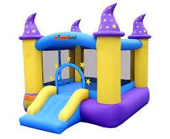 halloween bounce house bounceland wizard castle bounce house walmart com