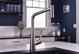 Hansgrohe Kitchen Faucets Metris Metris 2 Spray Higharc Kitchen