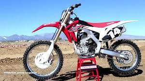 motocross action magazine subscription first ride 2015 honda crf250 motocross action magazine youtube