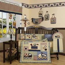 Monkey Crib Set Crib Bedding For Boys In Some Cool Options Home Inspirations Design