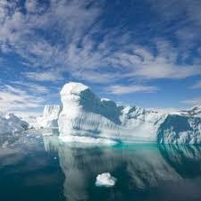 образрование льдов морей