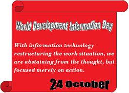 World Development Information Day Essay Speech Quotes Slogan     day essay speech quotes