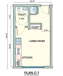 One Bedroom Apartment Designs by Garage Apartment Plans 2 Bedroom