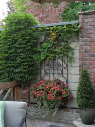 8 best wrought iron wall planters for outside images on pinterest