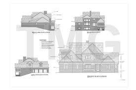 sample house foundation plan house plan