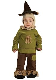 12 18 Month Halloween Costumes Toddler Scarecrow Costume