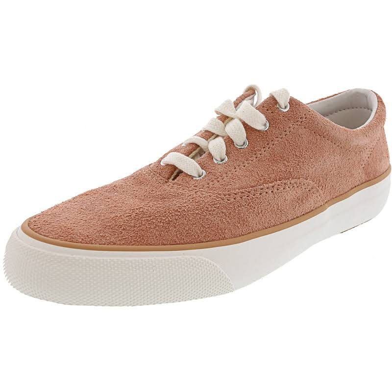Keds Anchor Hairy Suede Coral Fashion Sneaker 7.5M