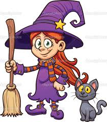 cute witch pictures cute cartoon witch stock vector pedro