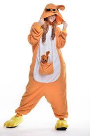 anime costumes for halloween kangaroo plus size halloween costume for men women u0027s onesie