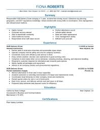 perfect resume example 12 amazing transportation resume examples livecareer hub delivery driver resume example