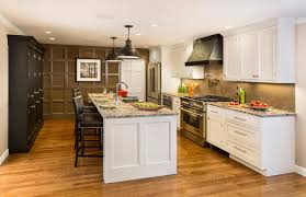 pictures of wood cabinets in kitchen with wood floors amazing