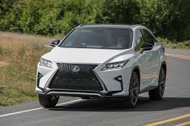 2016 lexus nx road test 2016 lexus rx first drive review motor trend