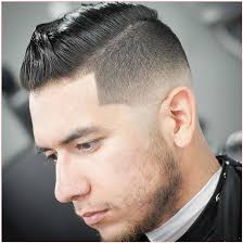 Men S Spiked Hairstyles Mens Short Spiky Hairstyles Along With M R K Thebarber And High