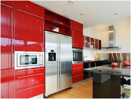 kitchen red kitchen cabinets ikea image of red kitchen cabinet