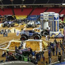 monster truck show in new orleans lacoste productions youtube
