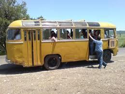 ავტობუსში