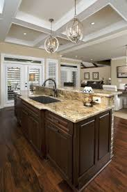 Large Open Kitchen Floor Plans by Kitchen Room 2017 Open Floor Plan Kitchen Dining Living Room