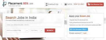 Best Job Sites To Post Resume by Top 10 Best Job Websites In India