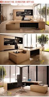 new design mdf luxury wood table modular office furniture modern
